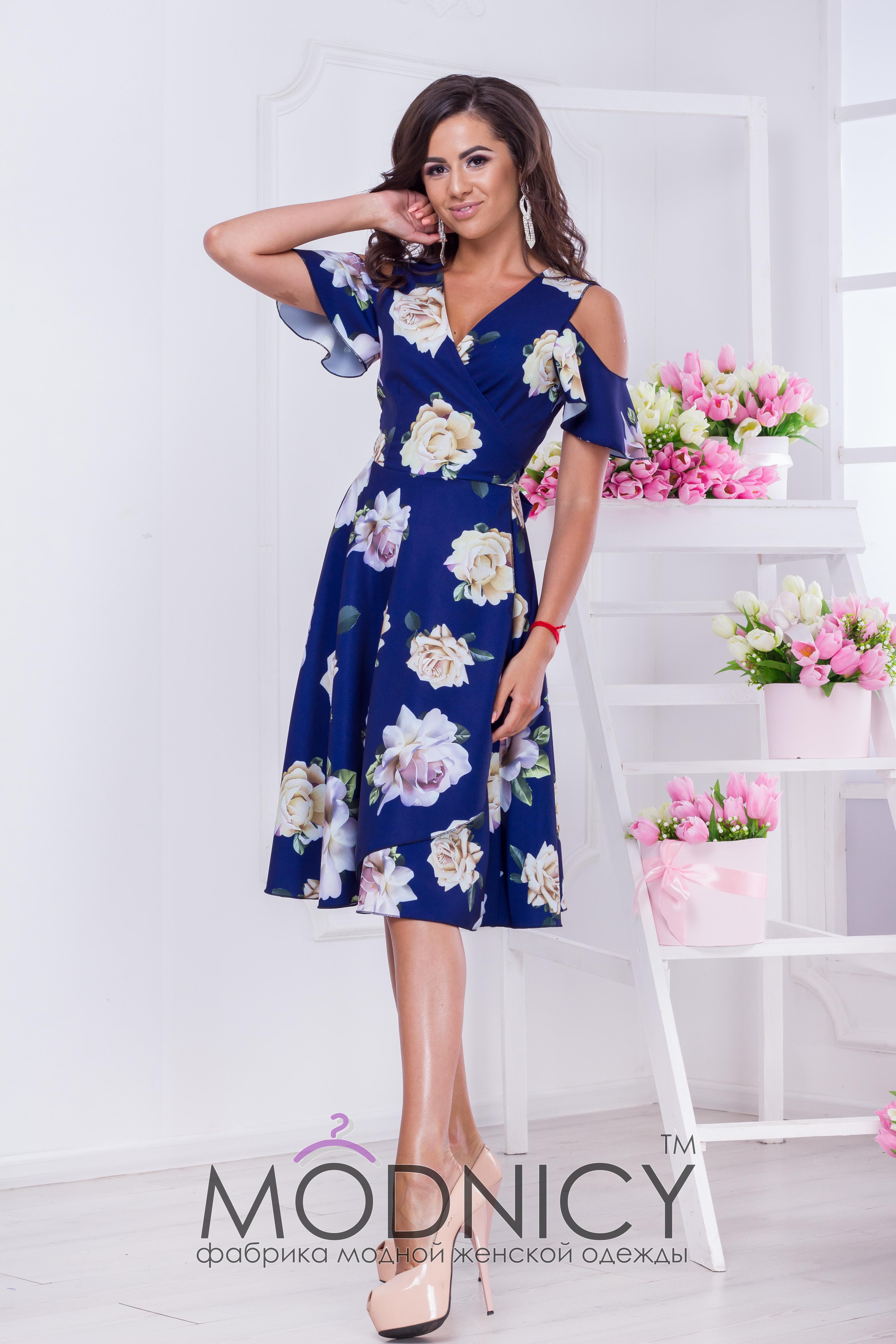c0c13a64c10edc Купити Стильне літнє плаття 3500 білий колір
