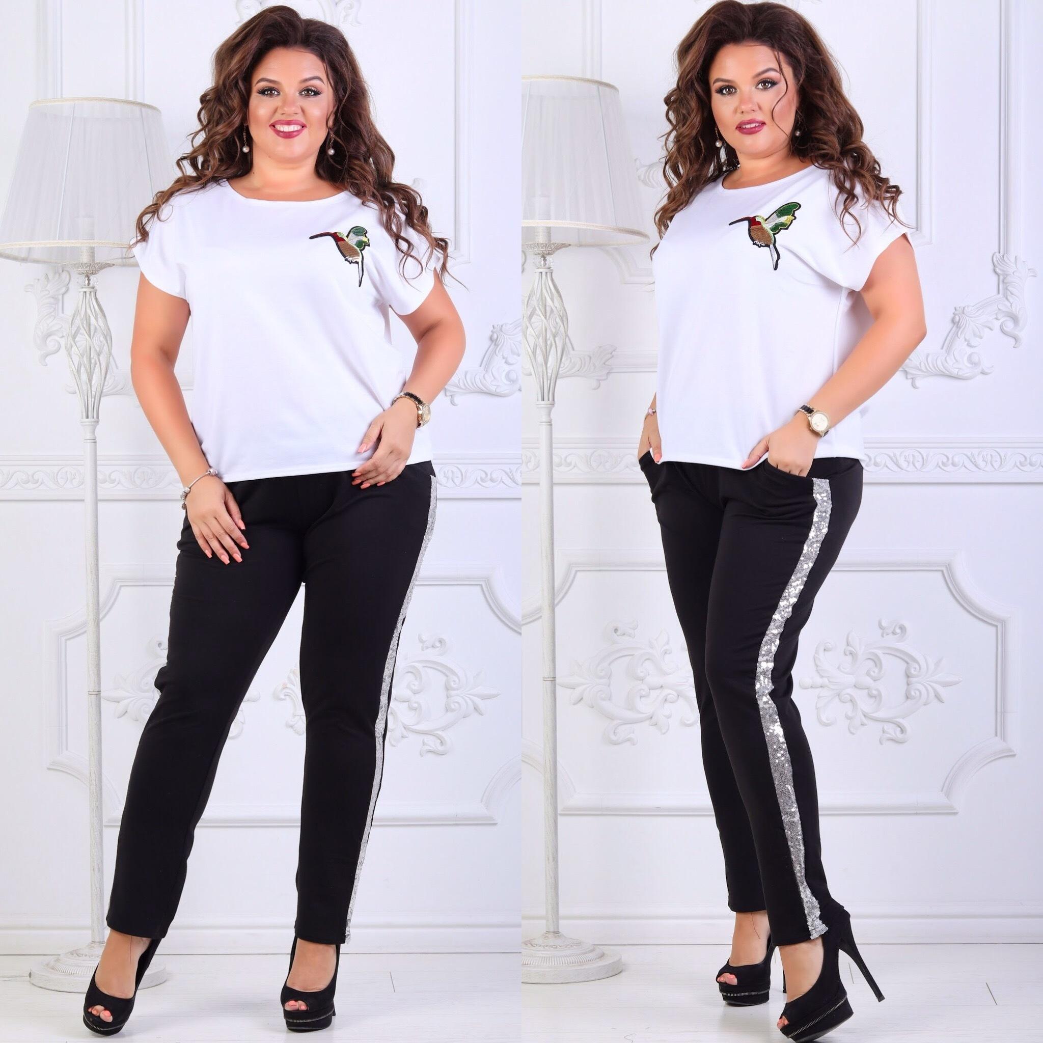 8508ebac605 Купить Стильный женский спортивный костюм 03538 95 светло-серый цвет